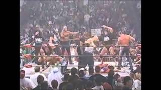 WCW GREATEST MOMENTS