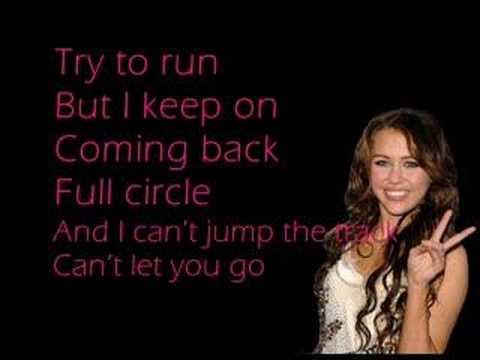 Miley Cyrus - Full Circle + lyrics mp3