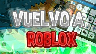 """""""I'm going back to roblox"""" + inf. From the series"""