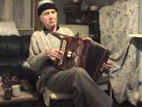 Gerry Clancy Traditional Irish button accordion music part 1 2007/8