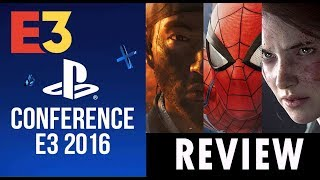 Sony E3 2018 Conference Review So Much Gameplay