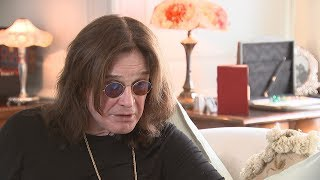 Ozzy Osbourne on stopping his excesses and why this world tour will be his last | ITV News