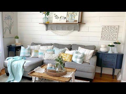Beautiful summer decor