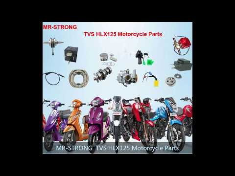 TVS HLX125 Motorcycle Parts Manufacturers Wholesalers In China