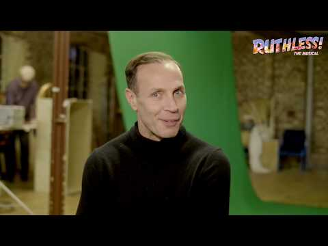RUTHLESS! THE MUSICAL 🎤 Interview with Jason Gardiner