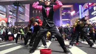 Street Party - 2012/12/31 信義威秀跨年表演