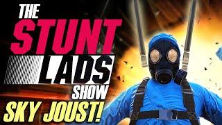GTA 5 Rockstar Editor - The Stunt Lads Show: SKY JOUST!
