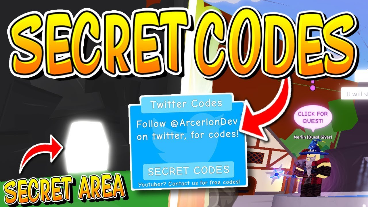All Secret Areas And Codes In Roblox Magic Simulator - badge giver for your a star magic training also roblox