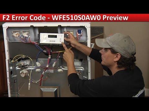 F2 Error Code -- Whirlpool, Maytag & Kenmore  Range - Diagnostic and  Repair