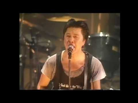 第2期 ARB 石橋 凌(Vo) KEITH (Dr) 斉藤光浩(Gu) 岡部 滋(Ba) 1986 3 31 後楽園ホール 無冠の帝王 GOD BLESS THE RING.