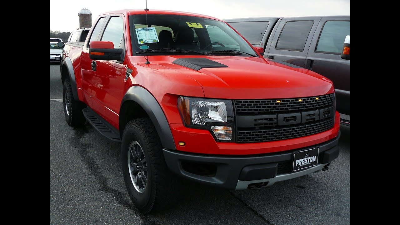 Used Ford Raptor >> 2010 Ford F150 Svt Raptor Used Ford Trucks For Sale Maryland Ford Dealer F301659a