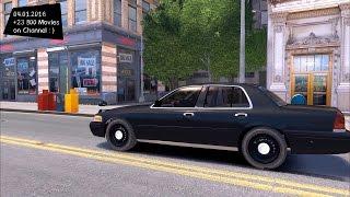Ford Crown Victoria FBI GTA IV MOD ENB 2 7K 1440p