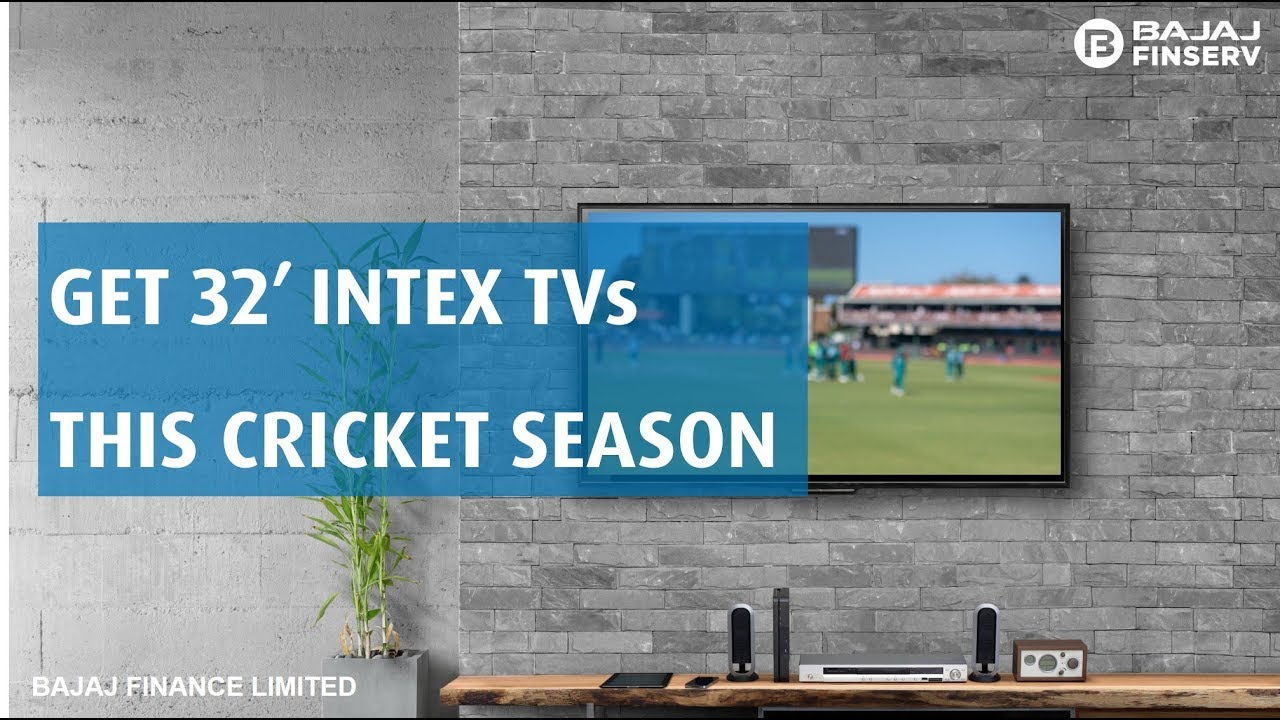 Intex 32 inch LED TVs on EMIs | EMI Network Powerplay