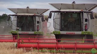 AgriLand: James O'Reilly from Ballyragget, Co. Kilkenny talks combines and chaser bins