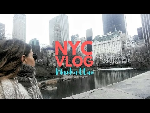 Central Park, Birdland and Eataly, Oh My! - NYC VLOG