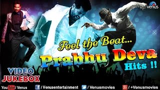 Feel The Beat : Prabhu Deva Hits ~ Blockbuster Bollywood Songs || Video Jukebox