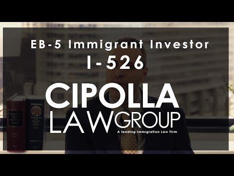EB-5 Immigrant Investor Program I-526 Filling  Step 1