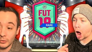 THE CRAZY PACK OPENING LUCK CONTINUES IN FUT BIRTHDAY!!! - FIFA 19 ULTIMATE TEAM PACK OPENING