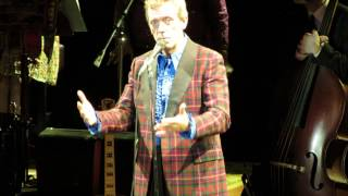 Hugh Laurie & The Copper Bottom Band - Iko Iko (Curitiba, 25/03/2014)