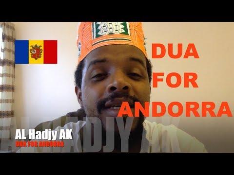 ISLAM IN ANDORRA II OFFICIAL DUA II