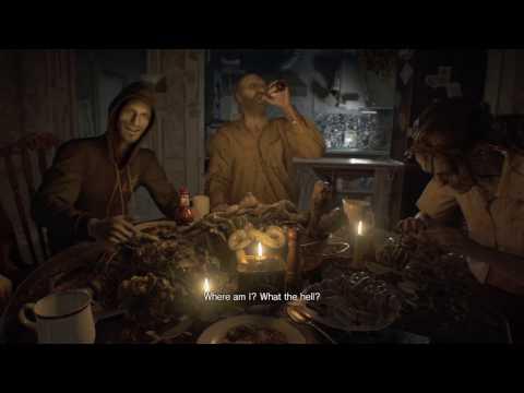 Resident Evil 7 Walkthrough Part 2 Escape Hand Reattachment Explained No Commentary 1080p60fps Youtube
