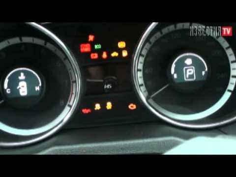 Большой тест драйв видеоверсия Hyundai i45 Sonata