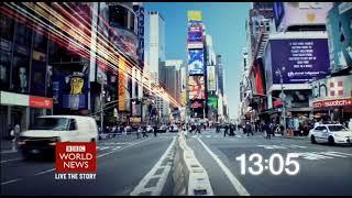 BBC World News - News Bulletins - Countdown, Headlines, Intro (13/06/2016, 07:00 BST)