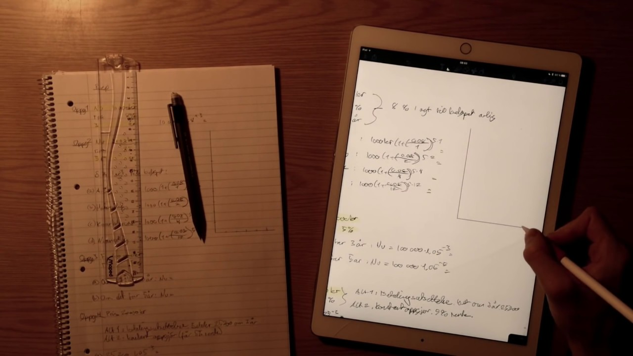 writing papers on ipad You can use the smaller ipad with a full-size keyboard, but you lose the portability benefits one is to use the 97-inch ipad pro's screen keyboard or a keyboard cover while on the move then, plug the device into a bigger keyboard at home or in the office writing on the 129-inch ipad pro: verdict many aspects of writing are software.