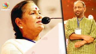 നെടുമുടിയുടെ പ്രണയത്തെകുറിച്ചു കെ പി എ സി ലളിത  |  KPAC Lalitha Speech | Nadanam Venu,layam