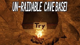 SETTLEMENT OF THE UN-RAIDABLE CAVE BASE! (Rust Solo) (1/4)