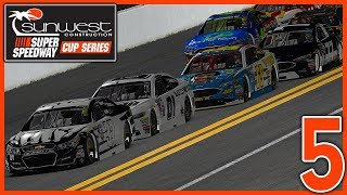 iRacing - Superspeedway Cup Series |Round 5/21| at Daytona Night