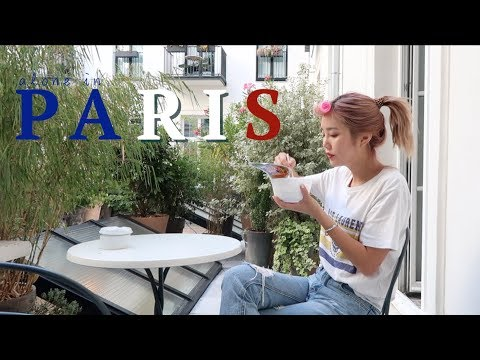 PARIS SOLO TRIP: Traveling alone for the 1st time! 🇫🇷