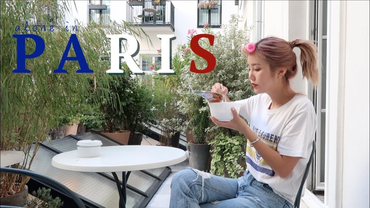 PARIS SOLO TRIP: Traveling alone for the 1st time!