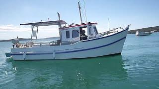 29 Reg Hyde Trawler