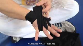 Полезные советы - Как бинтовать руки 5 из 6 способов