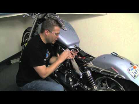 TOTW Waterproof Motorcycle Sound System from Big Bike Parts HD Installation Video