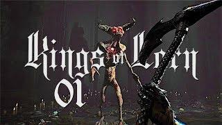 Kings of Lorn: The Fall of Ebris (PL) #1 - Horror w oczekiwaniu na Witchfire (Gameplay PL)