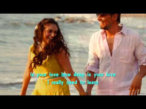 How Deep Is Your Love By The Bee Gees With Lyrics