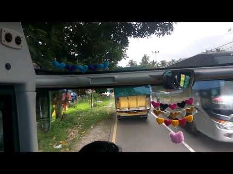PT. ALS 358 in action, 1626 Electric, Medan—Jakarta via Toba. Peloorrr, Boss!!! @Solok Area