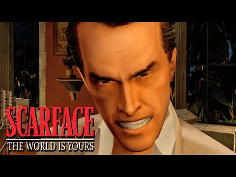 Scarface: The World Is Yours - Final Mission - Kill Sosa (Ending)