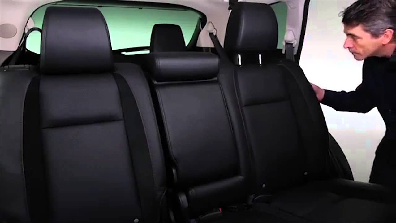 Mazda mazda cx 9 third row : 2013 CX-9 Second and Third Row Seats Tutorial - YouTube