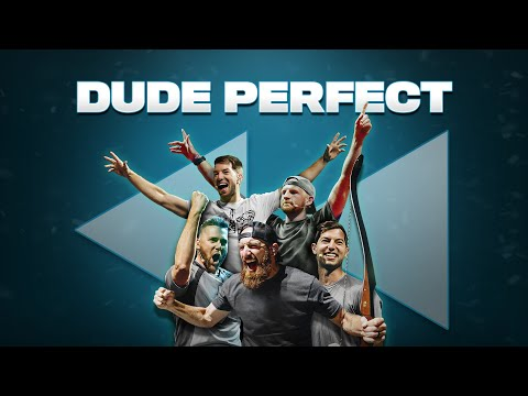 YouTube Rewind 2019: Dude Perfect Edition | #YouTubeRewind