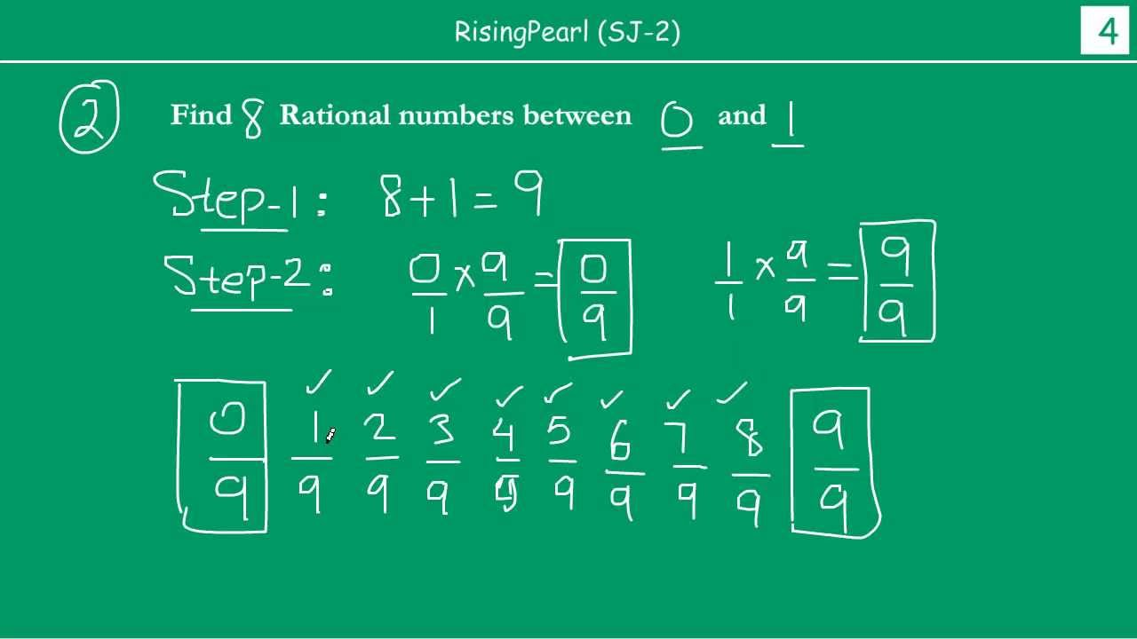 What are rational numbers What are they
