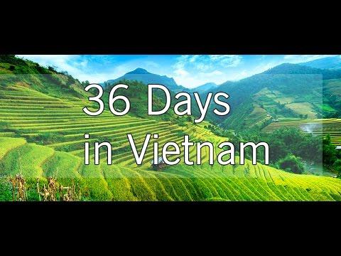 36 Days in Vietnam | 36 Hours in Hanoi, Vietnam | Hanoi Free Local Tours