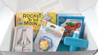Austin Lloyd September 2014 - Toy Subscription Box