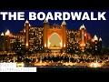 The Palm Island Boardwalk Dubai