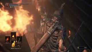 Dark Souls III #3 ► Дедушка Пэрикинг и красноармейцы