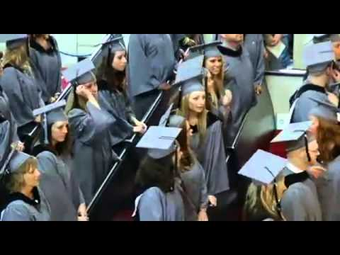 Crouse Hospital College of Nursing's 98th Graduation Ceremony During 100th Anniversary Year