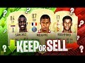 KEEP OR SELL? FIFA 19 Ultimate Team Trading Tips