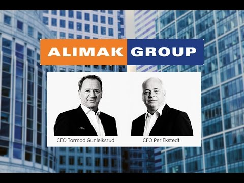 Alimak Group Presentation of Quarterly Results, Q4, 2016